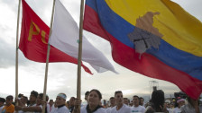 Audio ««Die Stimmung in Kolumbien ist wegen dem Friedensvertrag durchzogen»» abspielen.