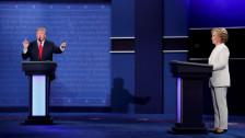 Audio ««Hillary Clinton ist mit einem Fuss im Weissen Haus»» abspielen.