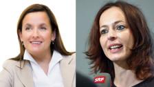 Audio «Irene Abderhalden und Natasja Sommer über Tabak-Werbeverbote» abspielen.