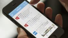 Audio ««Twitter-Meinungen bei uns sind weniger polarisiert als in USA»» abspielen.
