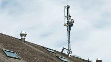 Audio «Mobilfunk – Debatte um Lockerung von Strahlen-Grenzwerten» abspielen.