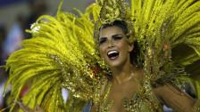 Audio «Brasilianischer Carnaval bei «Rio»» abspielen.