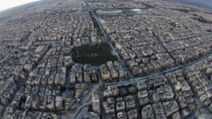 Laschar ir audio «Aleppo».