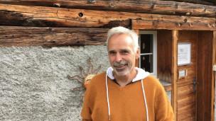 Laschar ir audio «Hubert Venzin: Plaschair e cumpagnia fan turnar sin tribuna».