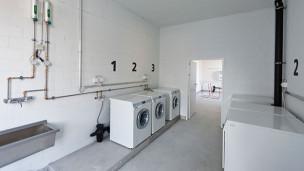 Audio «In der Waschküche scheiden sich die Geister» abspielen.
