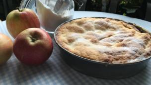 Audio «So schmeckt der Apfel – gedeckter Apfelkuchen» abspielen.