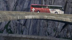 Audio «Gotthard transit: Andermatt – Stauseen und Milliardäre» abspielen.