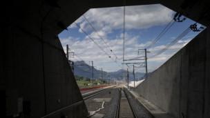 Audio «Das Jahrhundertbauwerk Gotthard in zwei Mal 90 Minuten» abspielen.