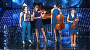Audio «Viva la Diva! Salut Salon - das Quartett mit Pfiff» abspielen.
