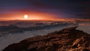 Audio «Erdähnlicher Planet» abspielen.