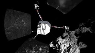 Audio «Das Ende einer Kometensonde» abspielen.