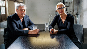 Audio ««Focus Blind Date»: Jeannine Pilloud trifft Markus Imboden» abspielen.
