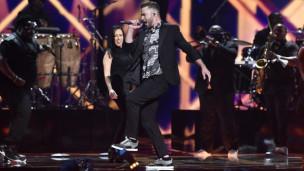 Audio «Premiere für Justin Timberlake!» abspielen.