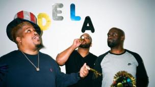 Audio «DE LA SOUL are back!» abspielen.