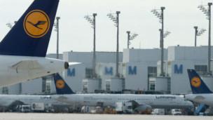 Audio Die Piloten der Lufthansa fliegen wieder abspielen.