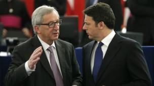 Audio Wie Juncker Europas Wirtschaft fördern will abspielen.