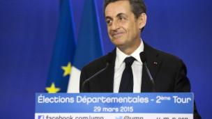 Audio «Departementswahl in Frankreich: Etappensieg für Sarkozy» abspielen.