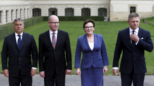 Audio «Östliche EU-Staaten gemeinsam gegen feste Flüchtlingsquoten» abspielen.