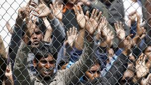 Audio «Flüchtlinge - EU-Staaten sollen sich freikaufen können» abspielen.