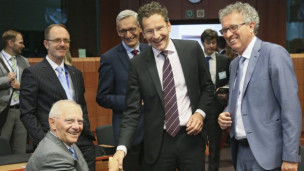 Audio «Neues milliardenschweres Hilfspaket für Griechenland» abspielen.