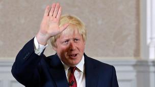 Audio «Boris Johnson geht von Bord» abspielen.