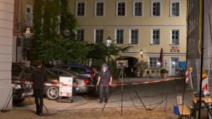 Audio «Junger Mann sprengt sich in Bayern in die Luft» abspielen.