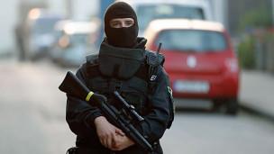 Audio «Anschläge treffen die deutsche Gesellschaft» abspielen.