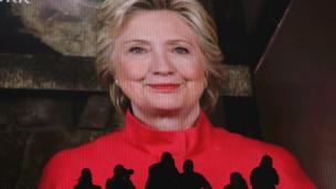 Audio «Hillary Clinton offiziell am Parteitag der Demokraten nominiert» abspielen.
