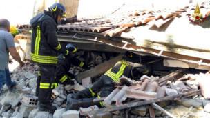 Audio «Erdbeben in Mittelitalien: die Zahl der Opfer steigt weiter» abspielen.