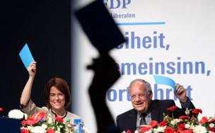 Audio «FDP demonstriert Geschlossenheit» abspielen.