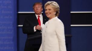 Audio «Donald Trump will die Wahl vielleicht nicht anerkennen» abspielen.