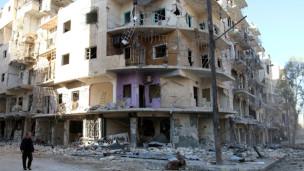 Audio «Feuerpause in Aleppo verlängert» abspielen.
