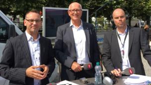 Audio «Beziehungen Schweiz-EU: Beispiel Grenzstadt Kreuzlingen» abspielen.