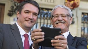 Audio «Ständeratswahlen: Der SP-Chef schafft's, Luc Recordon nicht» abspielen.