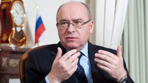 Audio «Alexander Golovin, Botschafter Russlands in der Schweiz» abspielen.