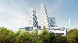 Audio Roche will in Basel hoch hinaus abspielen.