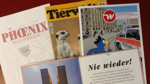 Audio «Fachzeitschriften sind beliebt!» abspielen.