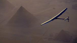 Audio ««Solar Impulse 2» nach der letzten Etappe gelandet» abspielen.