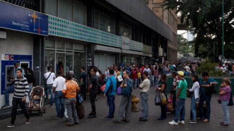 Audio «Venezuela: Hyperinflation, Chaos und eine subversive Webseite» abspielen.