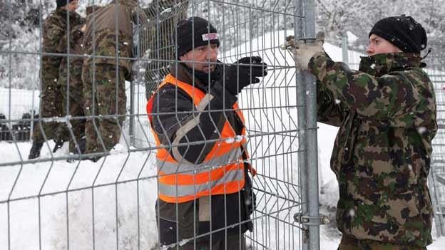 Graubünden blockt Forderungen nach mehr Armee-Geldern ab.