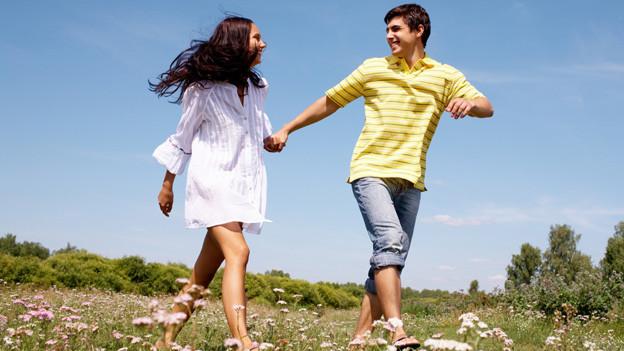 Psychologie körpersprache flirten