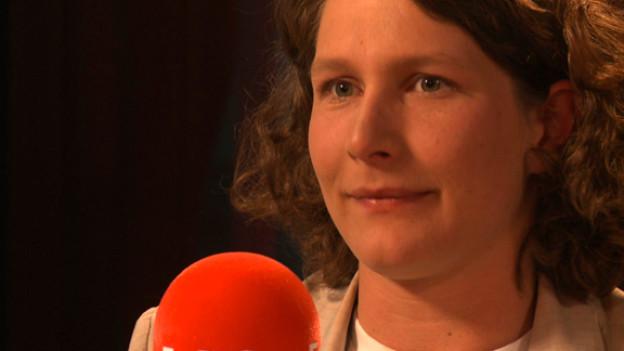 Sportlicher Tausendsassa: Kathrin Lehmann spielte Fussball und Eishockey auf Top-Niveau. - 128344.lehmann06_576x324