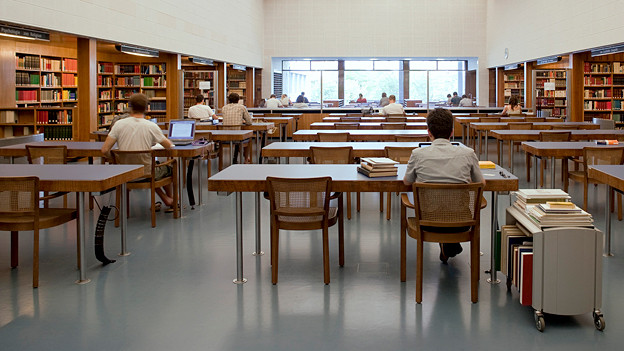 Innovation und Fortschritt gäbe es nicht nur im Labor - die Schweizer Geisteswissenschaften fordern mehr Akzeptanz für ihre Fächer.