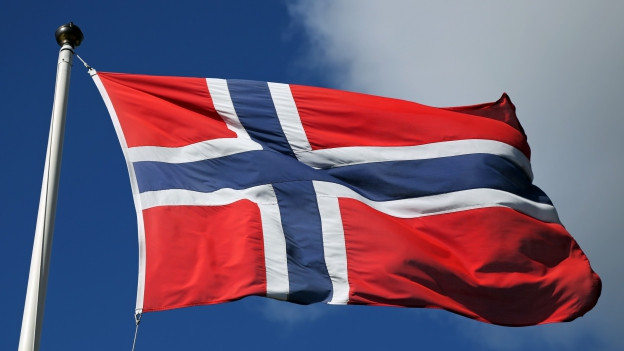Bandiera da la Norvegia.