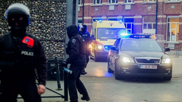 Polizia en acziun