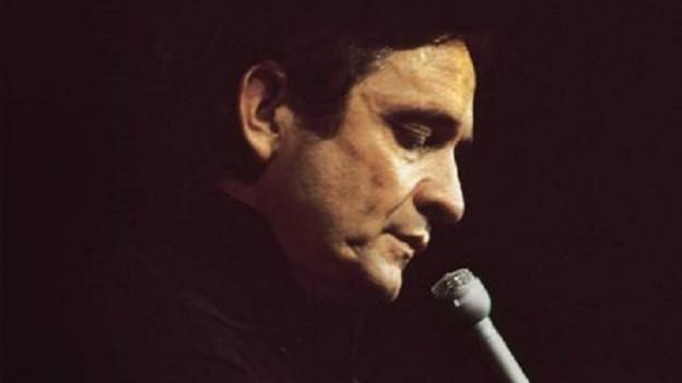 Il chantadur Johnny Cash.