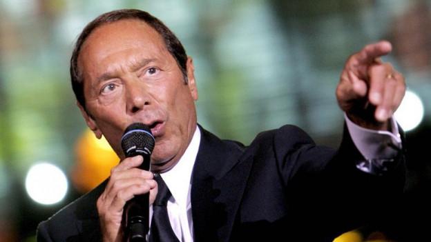 Il chantadur e musicist canadais Paul Anka.