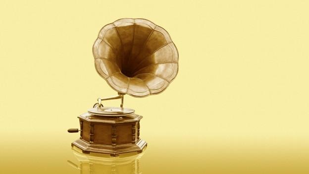 in grammofon
