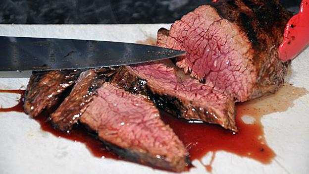 Känguru Steak - Wongar Gourmet- / Exotenfleisch