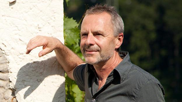 Der Schriftsteller Markus Ramseier.